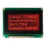 12864 grafische LCD van de PUNT Modules, het Gele/Groene LCD Comité van de Vertoning voor Arduino
