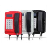 Telefone à prova de umidade Hook-Switch reed magnético Telefone Industrial Knsp-18