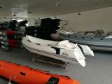 Нервюры рыбацких лодок 380 Liya Dinghy шлюпок резиновый раздувной