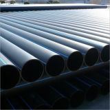 Tubo plástico del HDPE del polietileno del tubo del tubo de agua del PE del diámetro grande