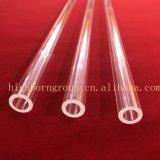 Tubo di vetro Polished del quarzo del grande diametro del riscaldamento