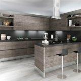Chapa de madera fabricante/Mayorista de HPL armario cocina modular