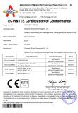 De csr- Gegevens brengen de Module van Classii over Bluetooth