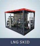 LNG-Brennstoffaufnahme-Station
