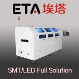 SMTの一貫作業(P12)半自動はんだののりプリンター
