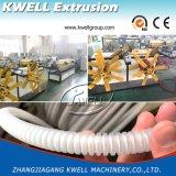 Линия штрангя-прессовани трубы PVC/PP/PE/EVA, труба дренажа потока делая машину