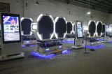 Simulador eléctrico de la realidad virtual 9d Vr de la plataforma de Wangdong 3 Dof
