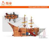 해적선 판매를 위한 사용된 학교 옥외 운동장 장비