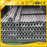 La norme ISO 9001 Extrusions en aluminium industriel T la fente pour Pergola Gazebo