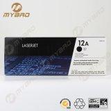 un toner de la calidad compatible para el toner de la impresora laser del HP 12A