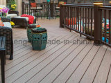 Haute densité DIY WPC Anti-Crack Barefoot sympathique terrasse-de-chaussée