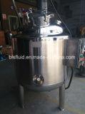 Elektrische 500L Fruchtsaft-Pasteurisierung-Maschine