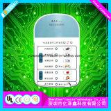 Numerisches Silikon-elektronischer Membranschalter für Gerät und Instrument