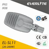 Everlite 100W Calle luz LED con 5 años de garantía