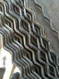 [تك-سف] [كريمبد] يحاك سلك فراغ قماش في عال كربون حكّ فولاذ مقاومة