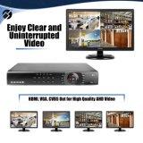 4MPネットワークCCTVのホームセキュリティーIPのカメラPoeのカメラNVRキット