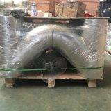 Tubo del borde del extremo del trozo del reductor de la te del codo del acero inoxidable del fabricante de China