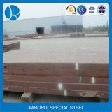 Grado 45 de la hoja de acero ASTM del sueco que desgasta 35 55