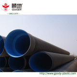 HDPE Doubles Wall Perforated Corrugated Drainage Pipe
