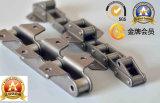 Encadenamiento y cinta transportadora del rodillo para 04b, 05b, 06b, 08b, 10b--64b