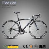 Microshift Straßen-Fahrrad-Geschwindigkeits-Fahrrad der Aluminiumlegierung-16speed
