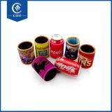 La publicité du support de refroidisseur de bouteille à bière de support de cuvette du néoprène de cadeau