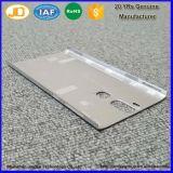 Точности CNC крышки телефона части металла алюминиевой подвергая механической обработке