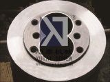 Baril jumeau conique bimétallique de vis d'extrudeuse pour le matériau