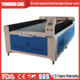 Machine de découpage acrylique de laser de forces de défense principale de plexiglass de bois de chine