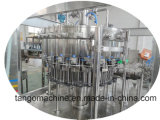 Máquina de rellenar monobloque de soda del agua de la bebida carbónica automática de la bebida 3in1
