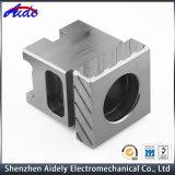 Maquinaria de aço da alta qualidade que mmói as peças do CNC para o espaço aéreo