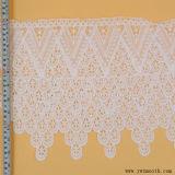 方法アイレット装飾的なトリミングテープ綿織物のレースの衣服のアクセサリ