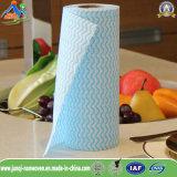 Ткани тарелки продают экономичную устранимую ткань оптом чистки дома кухни