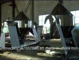 Sécheur d'aspiration rotatif double cône