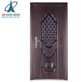 Entrada principal de la puerta de hierro puerta simple/Moedels diseños para el hogar