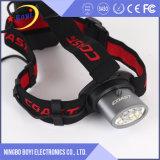Scheinwerfer 6000 Lumen-LED, LED-nachladbarer Scheinwerfer