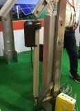 Mecanismo impulsor linear industrial de la carga pesada con el interruptor de límite
