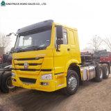 371HP 6X6 toda a cabeça do caminhão do trator da movimentação da roda para a venda