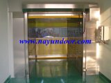 La puerta de alta velocidad y rápidas de alta velocidad de obturación de rodillos de laminación de la puerta de PVC