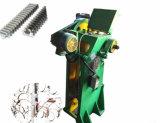 Matratze-Klipps in der Nagel-Maschine