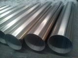 La alta calidad SUS201 202 304 soldó el tubo del titanio de los manguitos del acero inoxidable