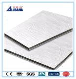 El panel compuesto de aluminio material &Building material de la decoración (ACP)