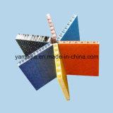 Сот GRP обшивает панелями панели сота стеклоткани для тележек трейлеров