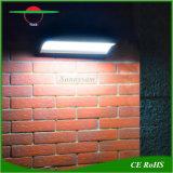 太陽ライト壁ライト動きセンサーLED Lamparaの外面の照明