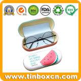 금속 상자 확대경 주석 상자 포장