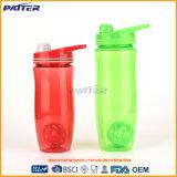 Neues Produkt eingeschoben, Kugel-Saft Joyshaker Sport-Plastikwasser-Flasche rüttelnd