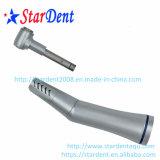 Dental nuevo aplicador de baja velocidad 1: 1 Contra el ángulo canal interior