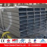 Tubo cuadrado de acero galvanizado Q235B GB/T3091