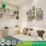 販売(ZSTF-06)のためにセットされる現代簡単な様式のホテルの寝室の家具