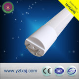 O LED T8 Lâmpada LED da carcaça do tubo do alojamento da lâmpada de plástico